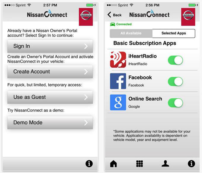 Security Issues in Nissan's Mobile App, NissanConnect, Could